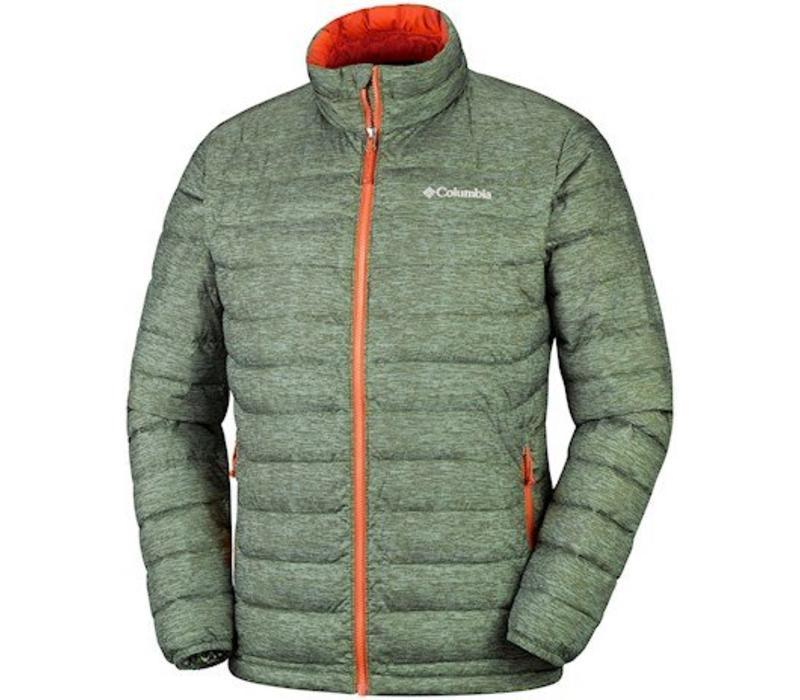 Powder Lite Jacket Peatmoss