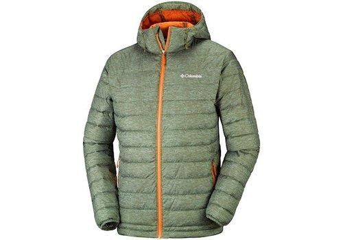 COLUMBIA Columbia Powder Lite Hooded Jacket Peatmoss