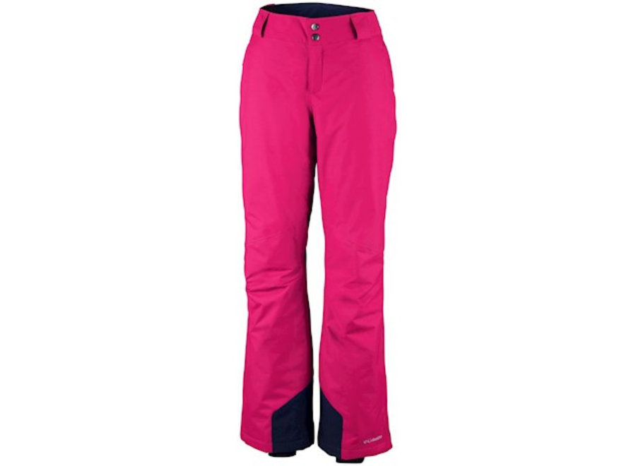 Columbia Bugaboo W'S Omniheat Pant Pink Short