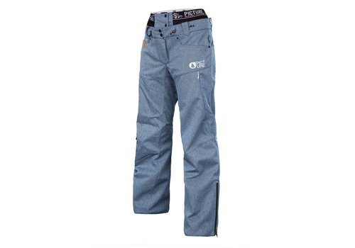PICTURE SLANY PANT Denim
