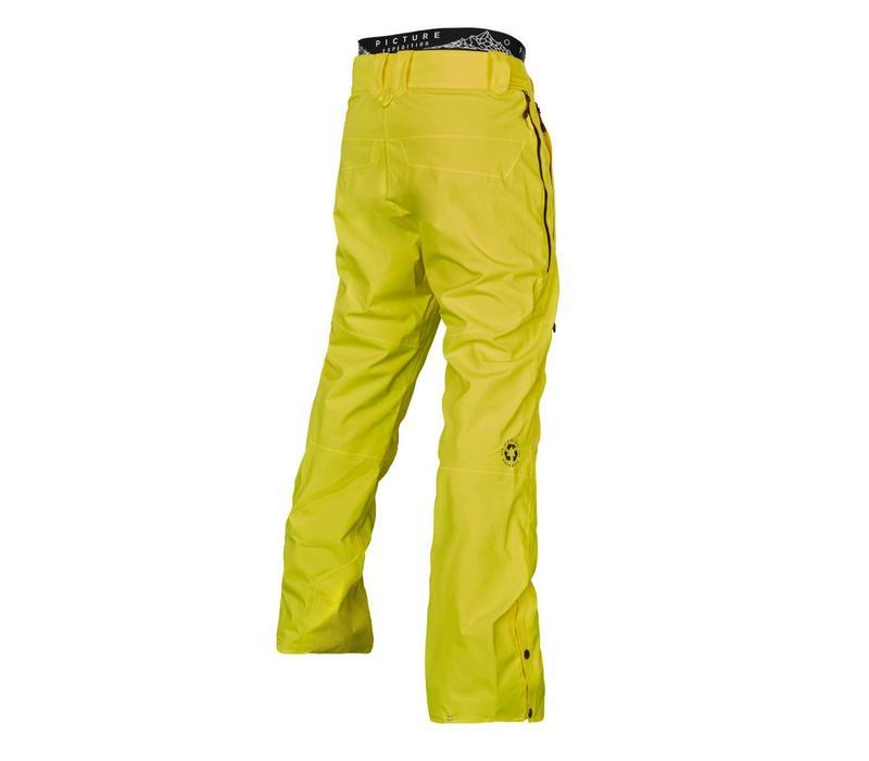 NAIKOON PANT Yellow
