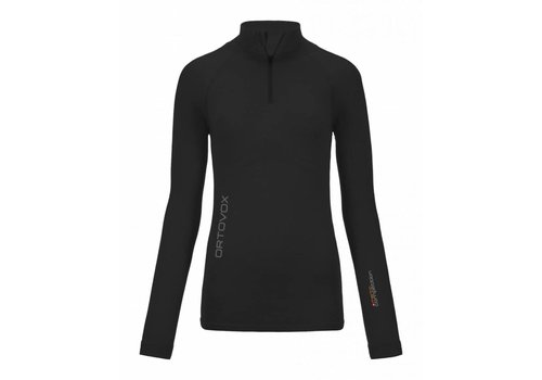 ORTOVOX Ortovox 230 Competition Zip Neck Black Raven