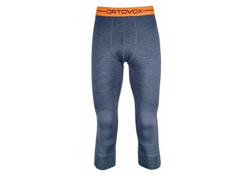 ORTOVOX 185 ROCK N WOOL SHORT PANT NBLUE