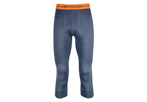 ORTOVOX Ortovox 185 Rock N Wool Short Pant Nblue