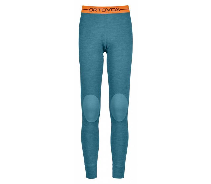 Ortovox 185 Rock N Wool Long Pant W'S Aqua