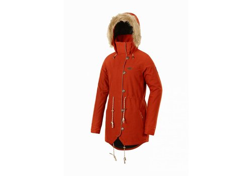 PICTURE ORGANIC CLOTHING Picture Katniss Jacket Brick