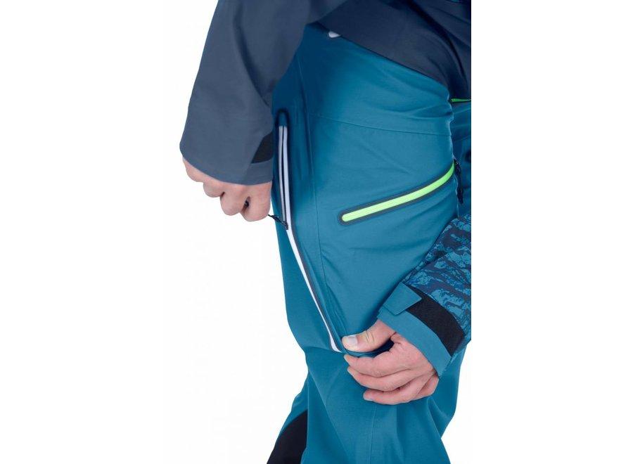 Ortovox 3L Guardian Shell Pant Matcha Green