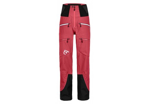 ORTOVOX Ortovox 3L Guardian Shell Pants W'S Hot Coral