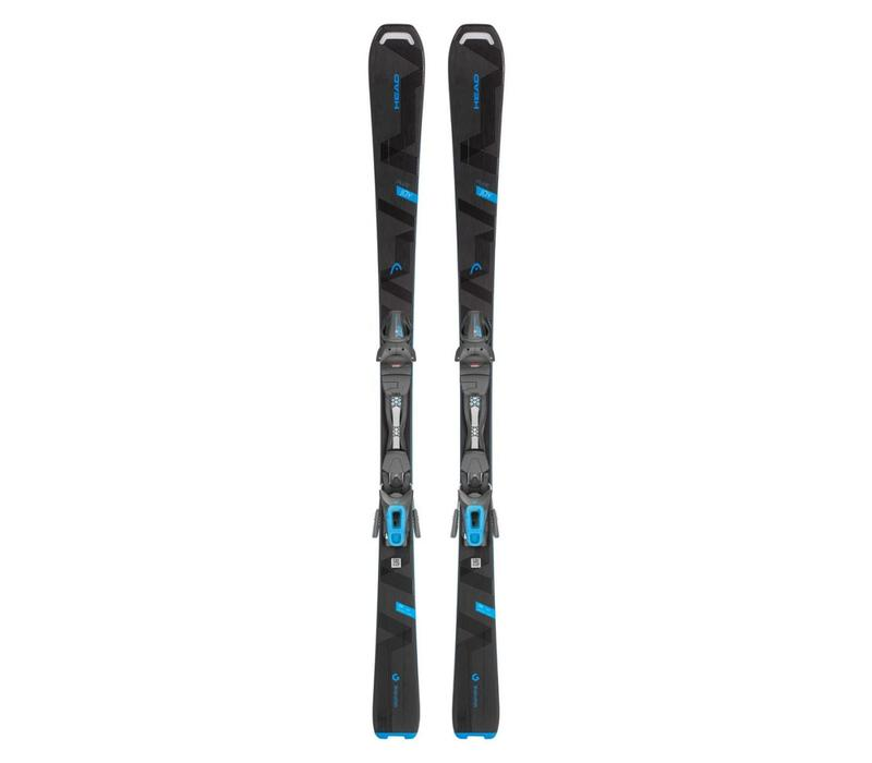Pure Joy Ski + Joy 9 Binding