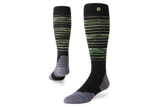 STANCE ATLAS SOCK Black