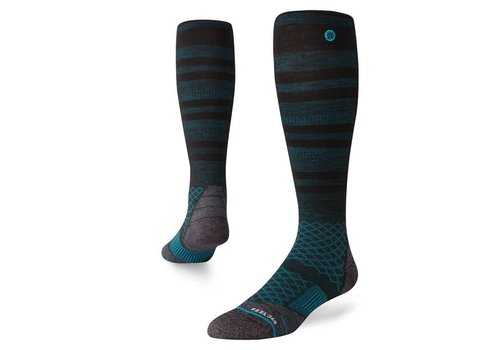 STANCE GLACIER SNOW SOCK Black