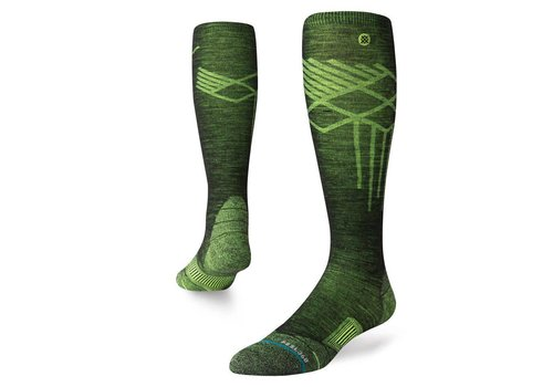 STANCE TECHTRON SOCK Black