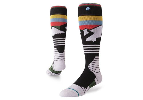 STANCE WIND RANGE SOCK Black