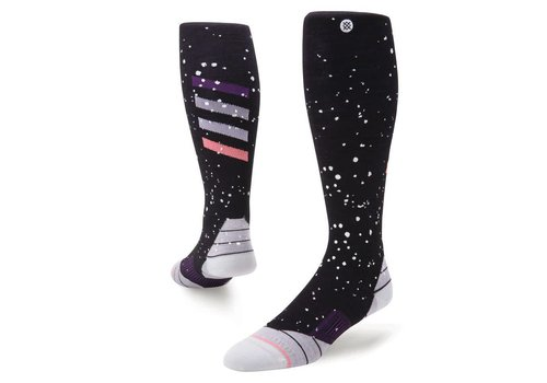 STANCE WONDERLAND SOCK Black