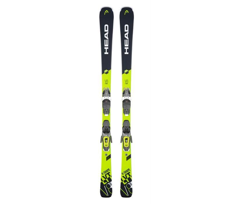 V-Shape V8 Ski + PR11 binding