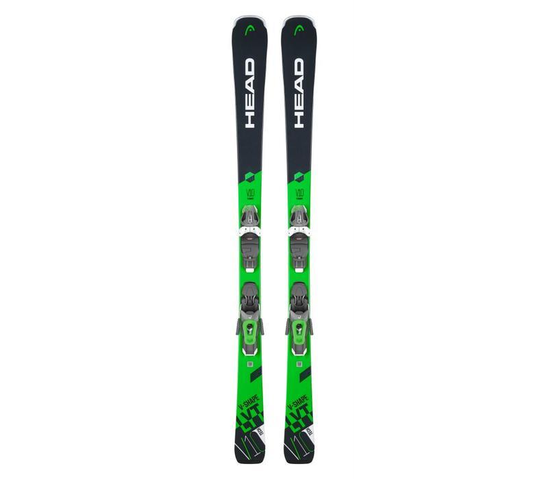 V-Shape V10 Ski + PR11 binding