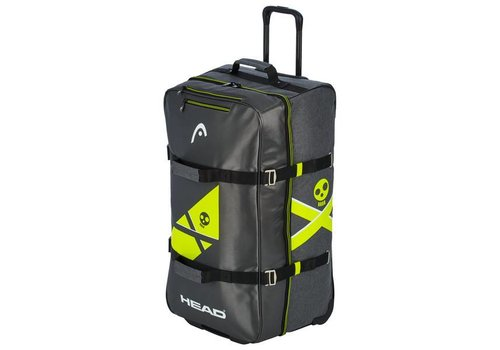 HEAD REBELS TRAVEL BAG Anthracite