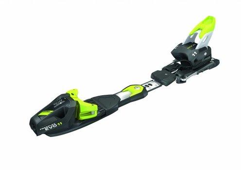 HEAD SKI Freeflex Evo 11 Binding Blk/Wht/Yel