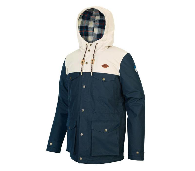 JACK JACKET Dark Blue