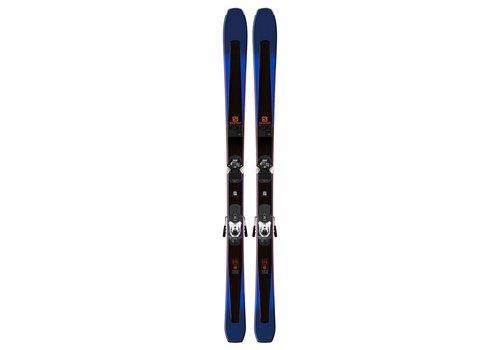 SALOMON XDR 88 Ti Ski + Warden MNC13 Binding Bk