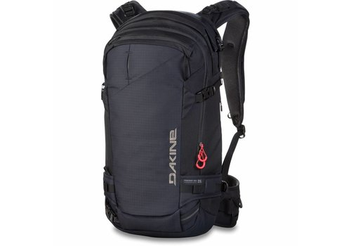 DAKINE POACHER RAS 26L Black