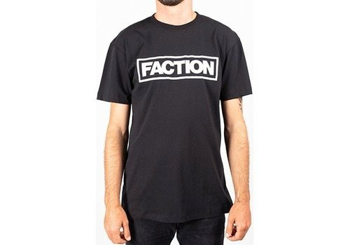 FACTION SKIS Faction Tall Logo T-Shirt Black