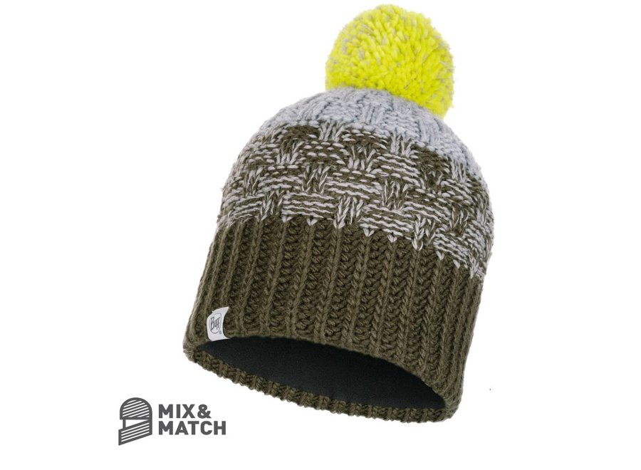 Buff Tait Forest Night Jnr Knitted Hat