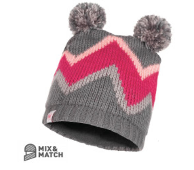 Arild Grey Jnr Knitted Hat
