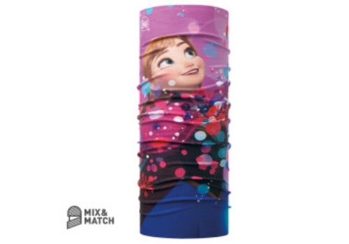 BUFF Buff Frozen Anna Bright Pink Jnr Original