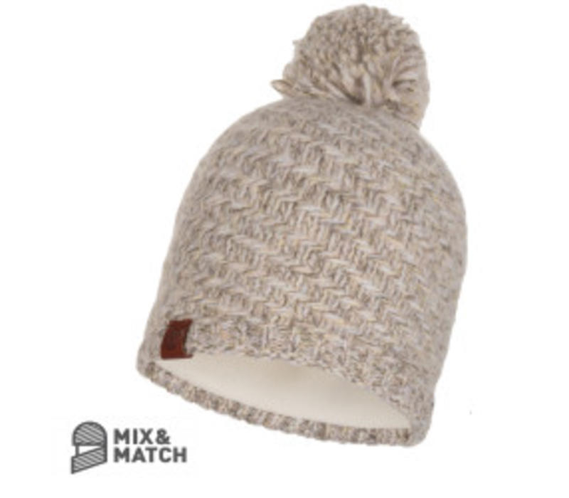 Agna Sand Knitted Hat