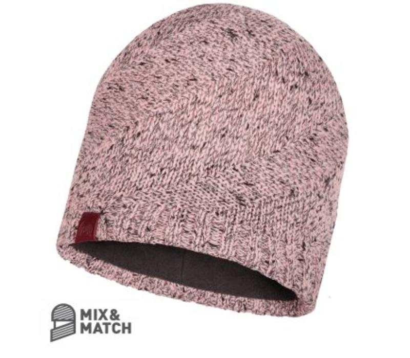 Arne Pale Pink Knitted Hat