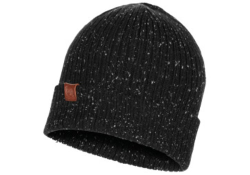 BUFF Kort Black Knitted Hat