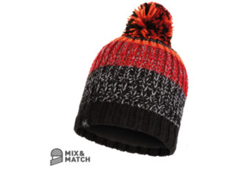 BUFF Buff Stig Black Knitted Hat