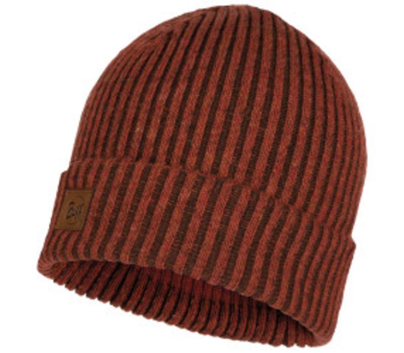 Buff Lars Rusty Knitted Hat