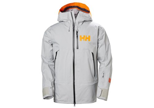 HELLY HANSEN Sogn Shell Jacket Light Grey
