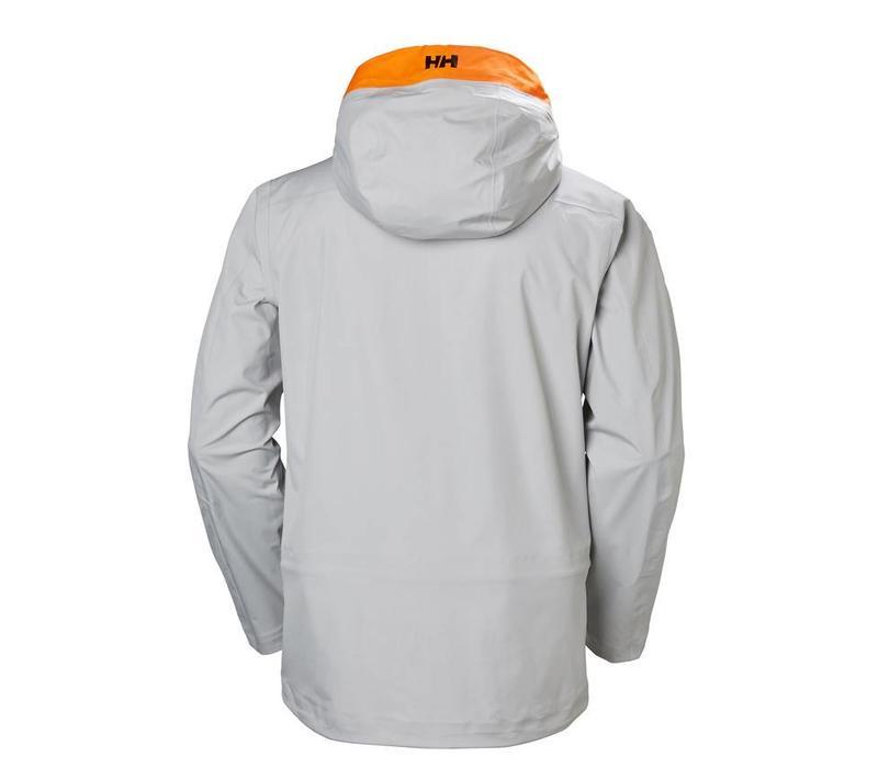 Helly Hansen Sogn Shell Jacket Light Grey