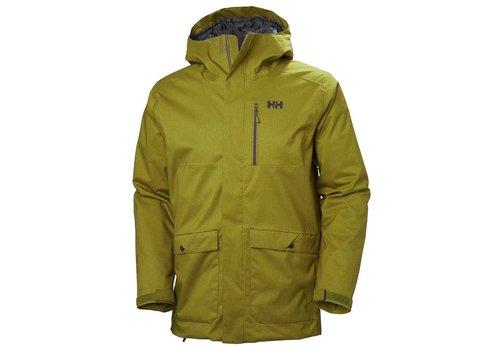HELLY HANSEN Park City Jacket Fir Green
