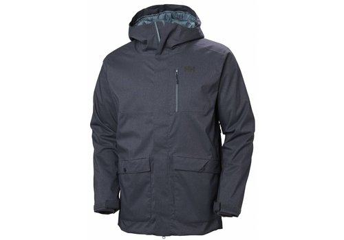 HELLY HANSEN Park City Jacket Graphite Blue