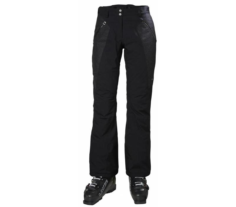 Cassady Wms Pant Black Wool
