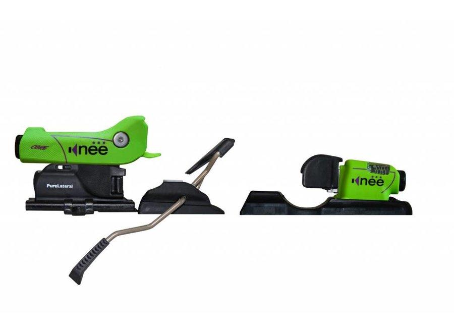 Kneebinding Knee Binding Core 12 Neon Green