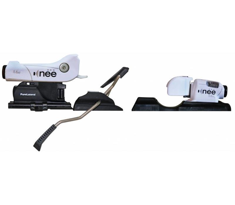 Knee Binding Mist 12 White
