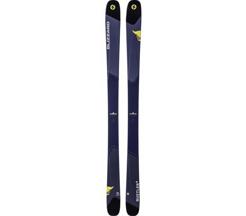 Rustler 9 Ski