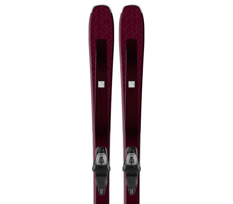 Aira 76 ST Ski + Lithium 10 Binding