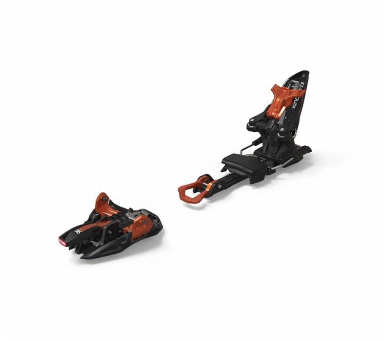 Kingpin 13 75-100mm Blk/Copper