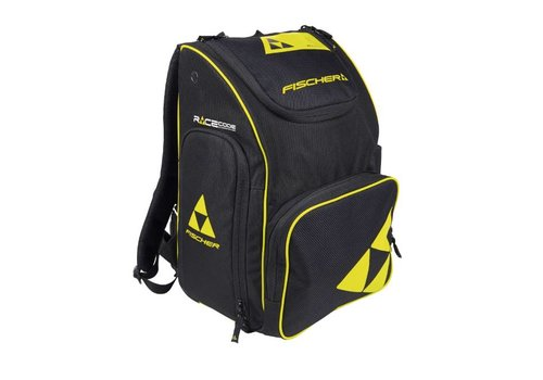 FISCHER Fischer Race Backpack 40L Blk/Yel