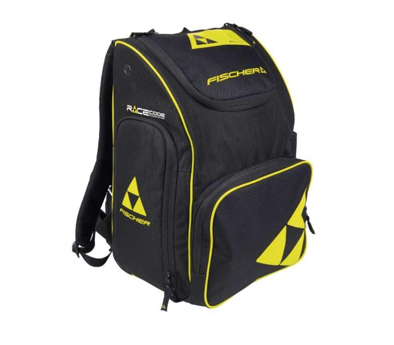 Fischer Race Backpack 40L Blk/Yel