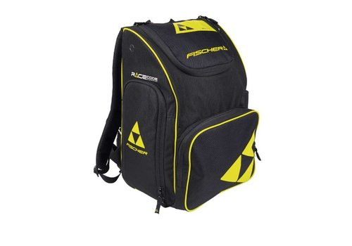 FISCHER Fischer Race Backpack 55L Blk/Yel