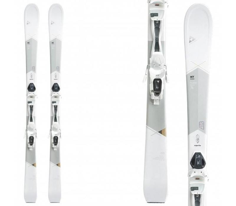 Fischer My Turn 74 Wt Ski + Rs9 Binding
