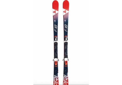 FISCHER SPORTS Fischer Progressor F18 Ar Ski + Rs 11 Binding