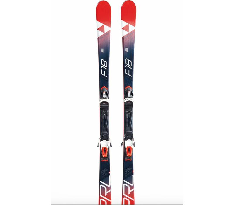 Fischer Progressor F18 Ar Ski + Rs 11 Binding